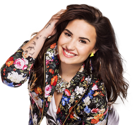 Demi Lovato PNG by MiniiBogee