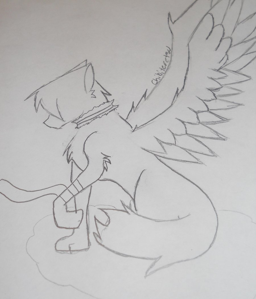 easy angel drawing photos 9 by silverwolf313 on deviantart