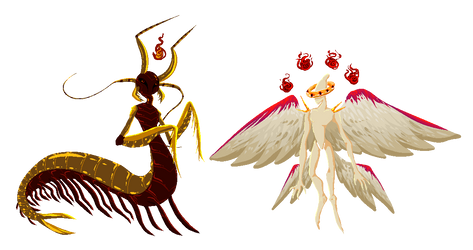 Messengers Pt. 1 - adopts - CLOSED