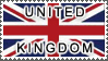 United Kingdom Flag by StampsLikeCrazy
