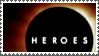 Heroes Stamp by StampsLikeCrazy