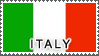 Italy Stamp by StampsLikeCrazy