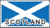 Scotland Stamp by StampsLikeCrazy