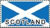 Scotland Stamp by StampsLikeCrazy