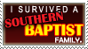 I survived Southern Baptists by KikaiSaigono