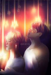 Jikook Week 2018 by KikaiSaigono
