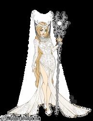 WIP Sloan Queen by SLMGregory