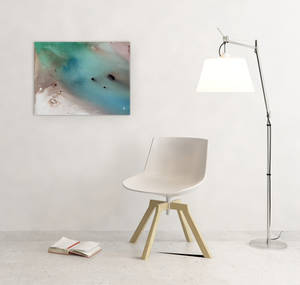 Elysium - Original Abstract Acrylic Painting