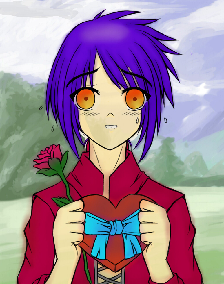 Will you be my Valentine? by Clanverwalter