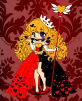 Queen Of Hearts by Clanverwalter