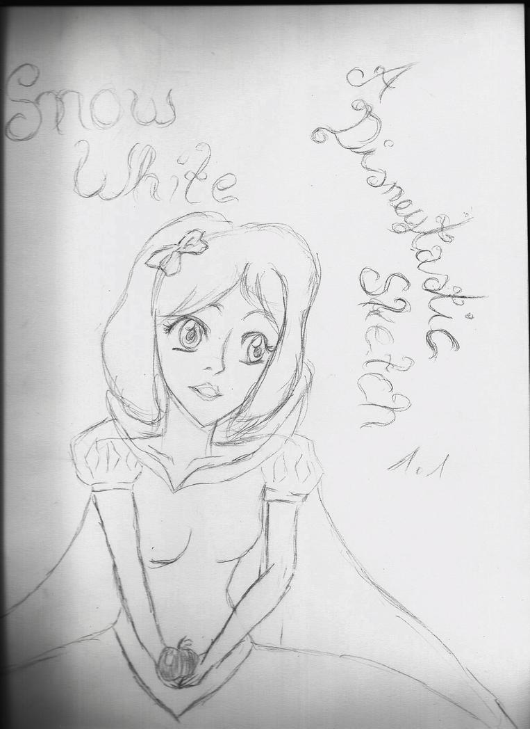 A very Disneytastic Sketch 1.1 by Clanverwalter