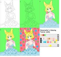 Clanverwalters Colouring Tutorial (SAI) by Clanverwalter