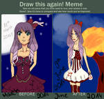 Draw it Again Meme 2014