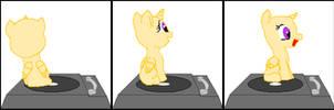 MLP Spinning base! by PlaviLeptir