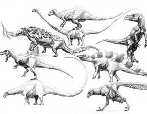 Jurassic June Days 21-28