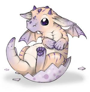 violet dragoun