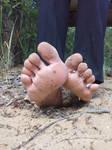 Sandy Feet #2