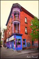 Colored Corner by bellocqa