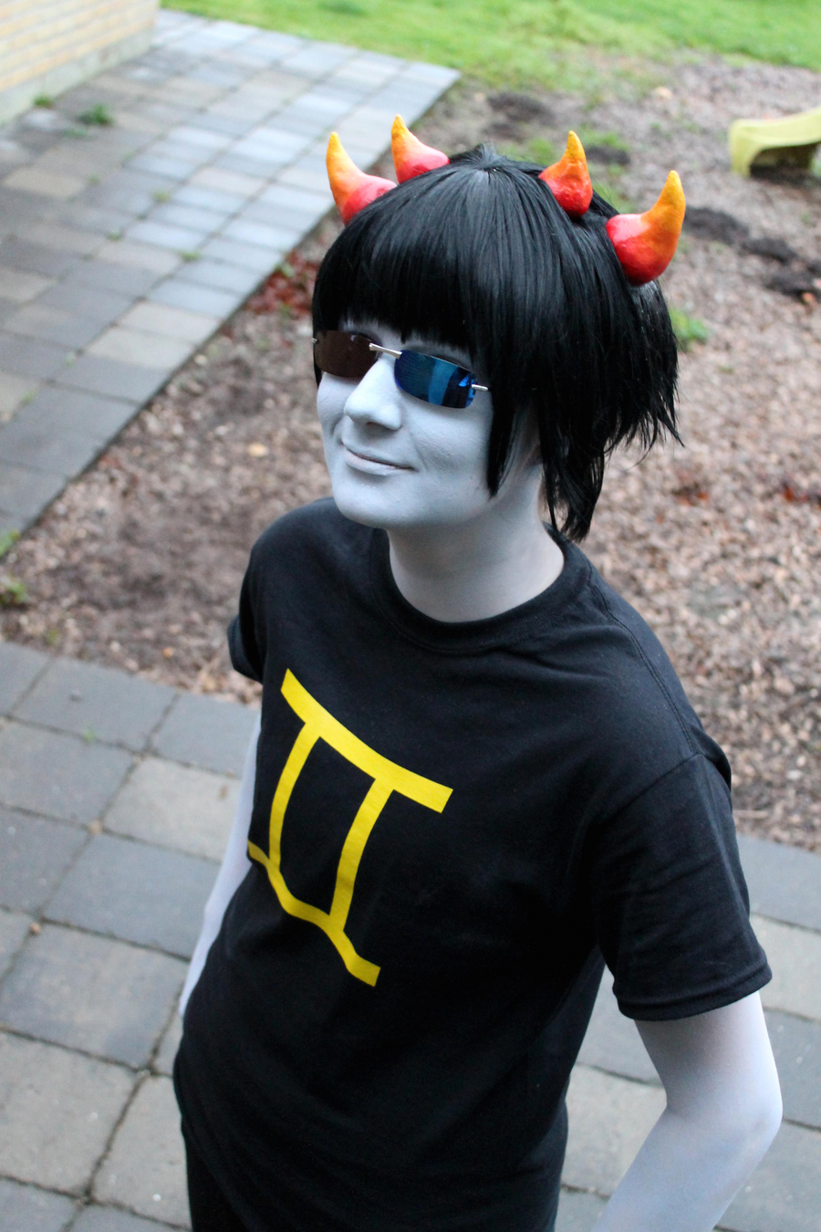 Sollux Captor - hii there AA by OzzyFlop