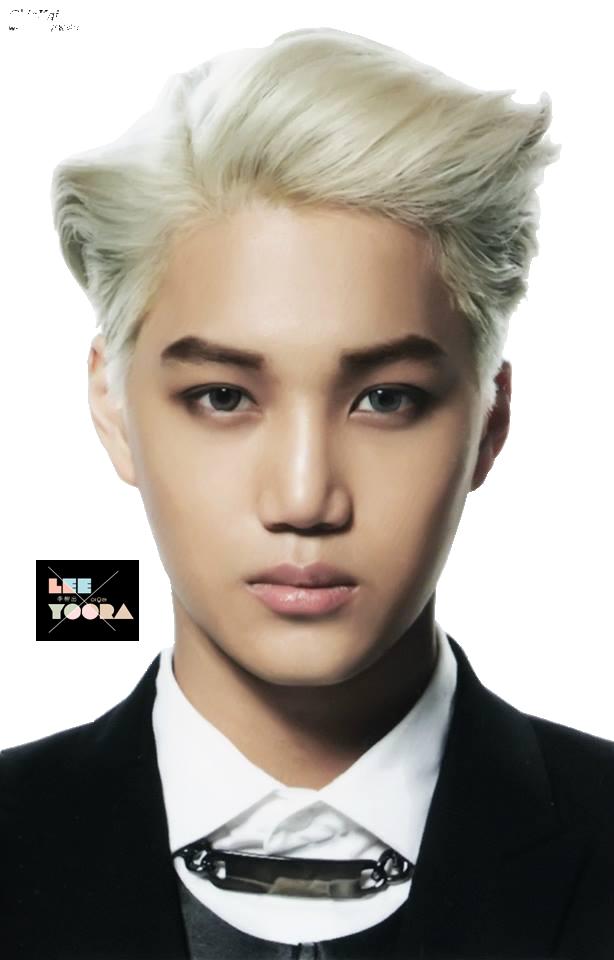 EXO Kai Overdose PNG by Yooora on DeviantArt