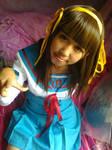Haruhi Suzumiya Cosplay