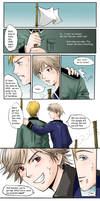 Hetalia: Brothers in Arms 1