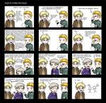 Hetalia: Learning German