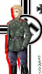 Hetalia: Germany by silent-soliloquy88