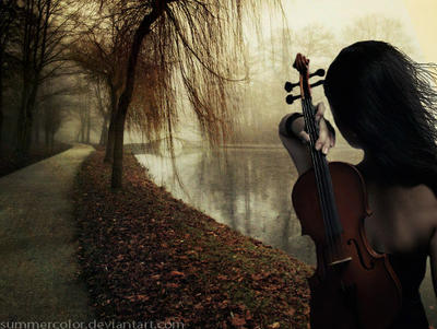 Autumn song by SummerColor