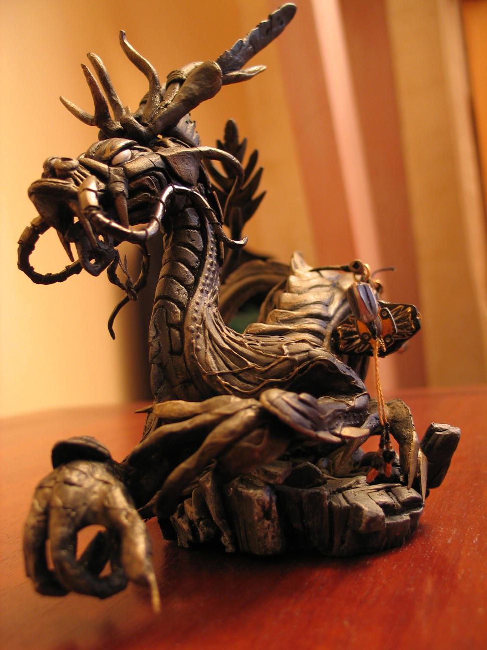 wicked dragon by roder