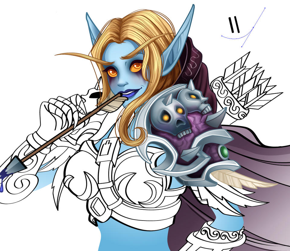 Hots WIP by mart-art