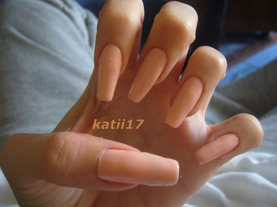 My beautiful nails by katii17 on DeviantArt