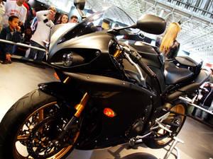 Yamaha R1 2009.