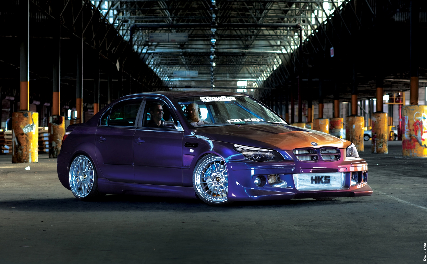M5 fast and furious 4 by rikadesigner on deviantart - Virtual diva fast and furious 4 ...