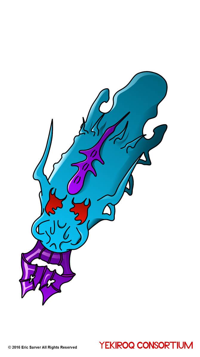 Sweikris Character Design