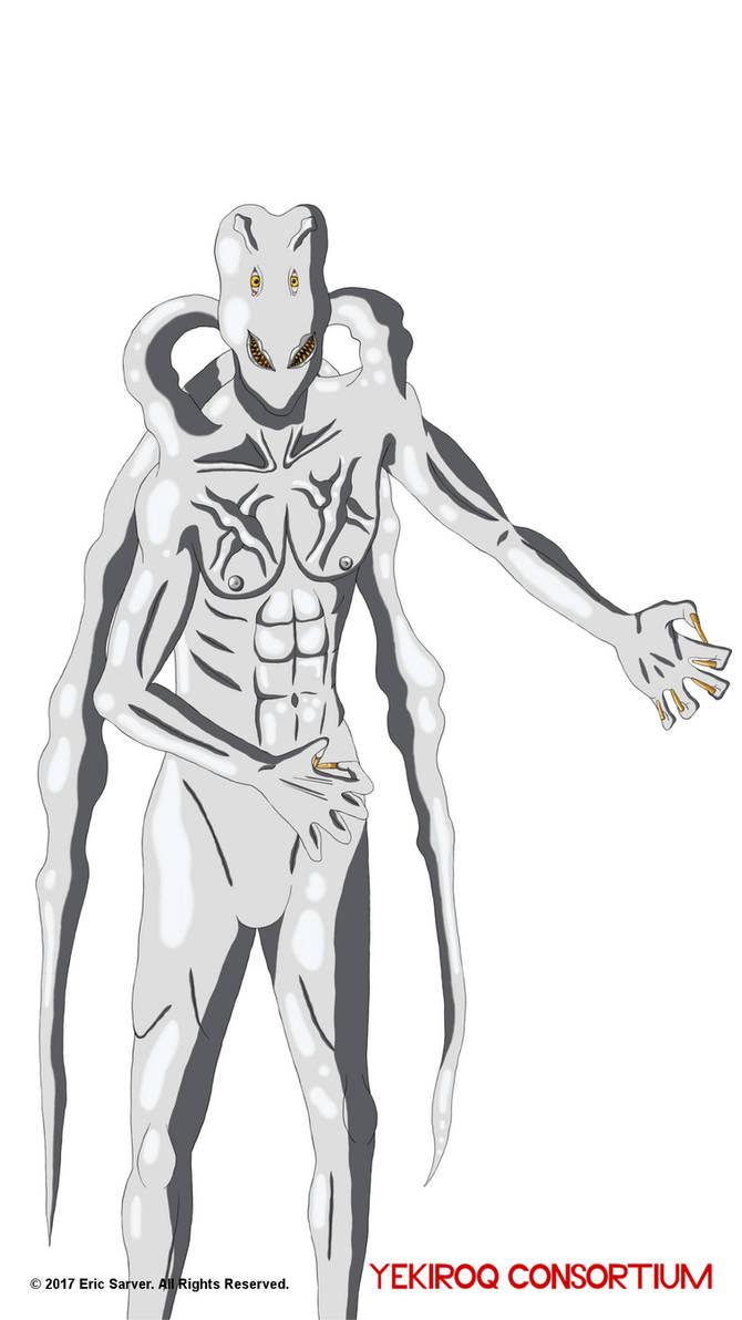 Night Light Character Design