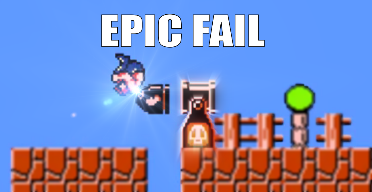 Epic Fail by BuhoneroxD