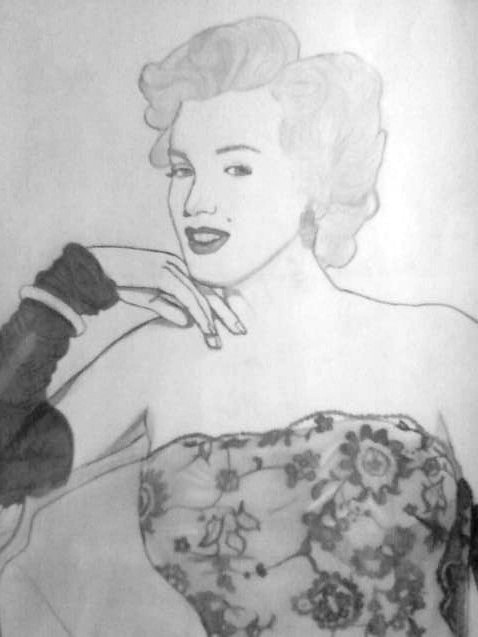 Marilyn 1 by All-Will-Bow-to-Zim