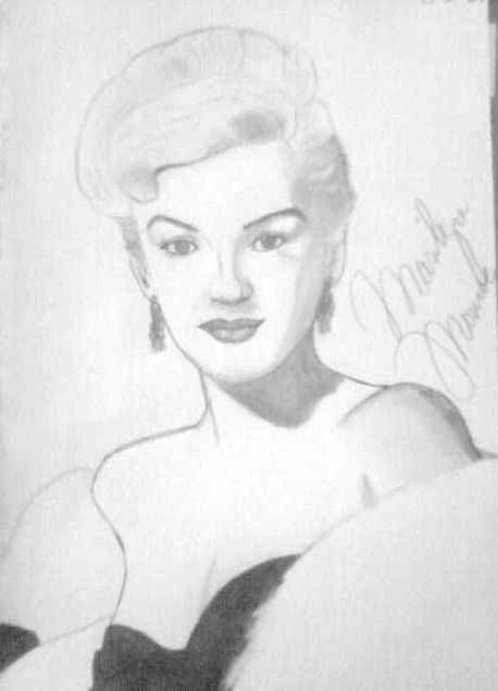 Marilyn 2 by All-Will-Bow-to-Zim