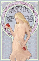 Persephone Art Nouveau