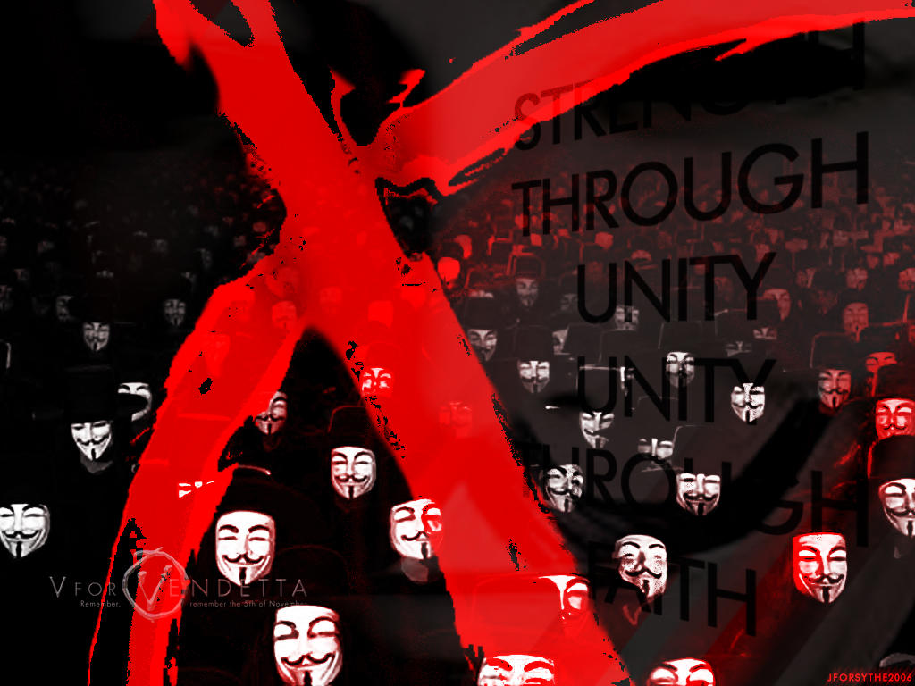 V for Vendetta by ladygalt