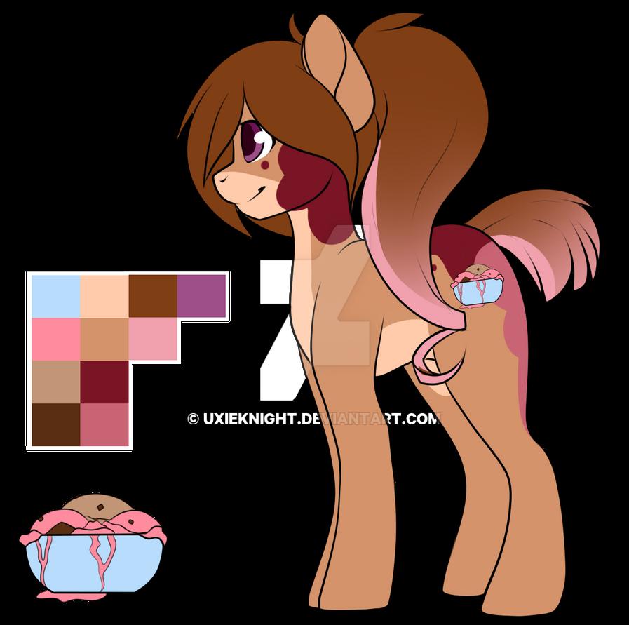 Co   Pony Ref By Freeze Pop88 by UxieKnight