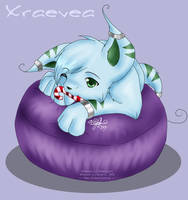 + Neopets - Xraevea + by kyns