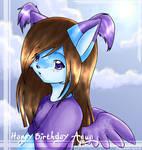 071105 - Happy B-Day Aqua