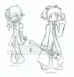 Ava Project - Kana and Lusen