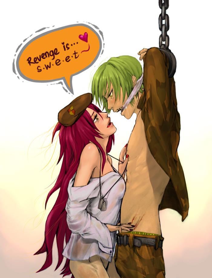 Flaky's Revenge by Ebiko-chan