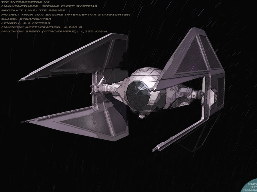 Tie Interceptor by Bamboo-Learning