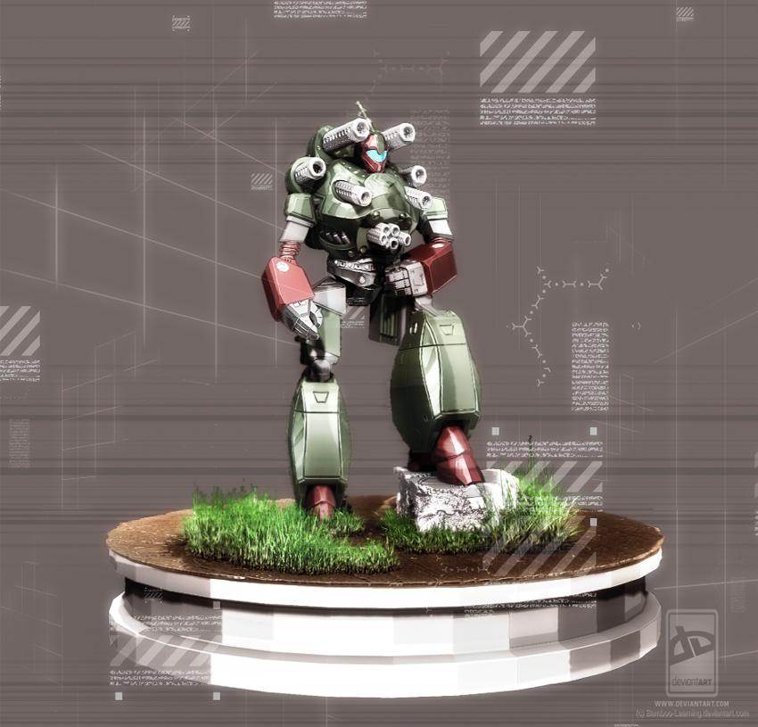Robotech Original 2 by sergiosoares