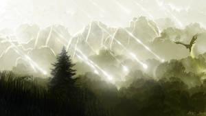 Falling Sky by sergiosoares