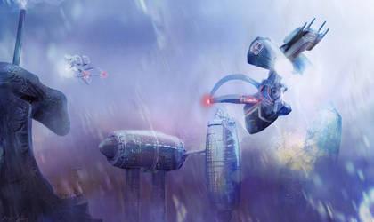Sci-Fi by sergiosoares